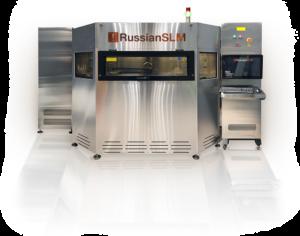 Российские 3D-принтеры для печати металлами.